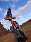 Monument Valley with Maja Kade Mia Dalby-Ball - Everything else Nature